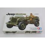 Jeep Willys MB 1/4T 4x4 Truck
