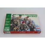 WWII British Paratroopers ''Red Devils''