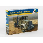 Medium 3-Ton truck - Coal Engine