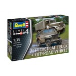 M35 Tactical truck + Off-Road Vehicle