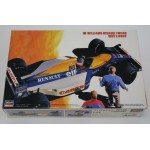 Williams Renault FW14B 1992 Livery