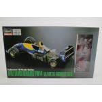 Williams Renault FW14 ''High Grade'' [All Metal Engine en Wheels Parts]