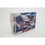 Hi-Tech Cards F1 Mario Andretti ''A Legend in Racing''