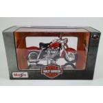 Harley Davidson FLH Duo Glide 1958