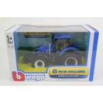 New Holland T7Hd Agriculture Farm