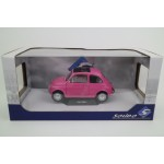 Fiat 500 L  ''Roze''