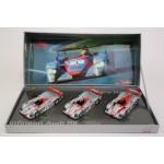 Audi R8 Le Mans Hattrick